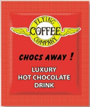 Chocs Away Hot Chocolate